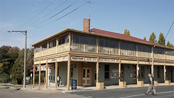 Beechworth, Streetscapes